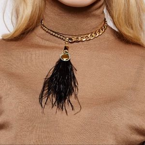 Nocturne Sophia Choker + Other necklaces